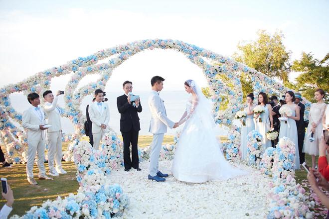 đám cưới ngô kỳ long lưu thi thi
