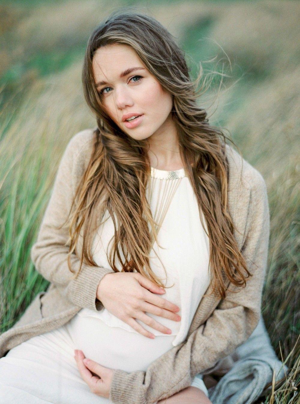 nâng ngực - người phụ nữ mang thai
