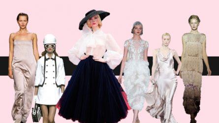 11 thiết kế thời trang có sức ảnh hưởng nhất qua các thập kỷ