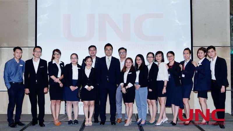 thành viên tập đoàn UNC