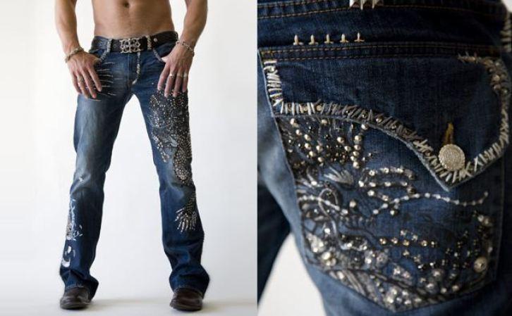 quần jeans đắt giá nhất Secret Circus