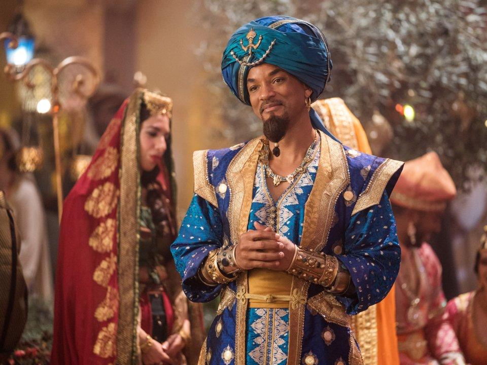 Thần Đèn trong Aladdin 2019