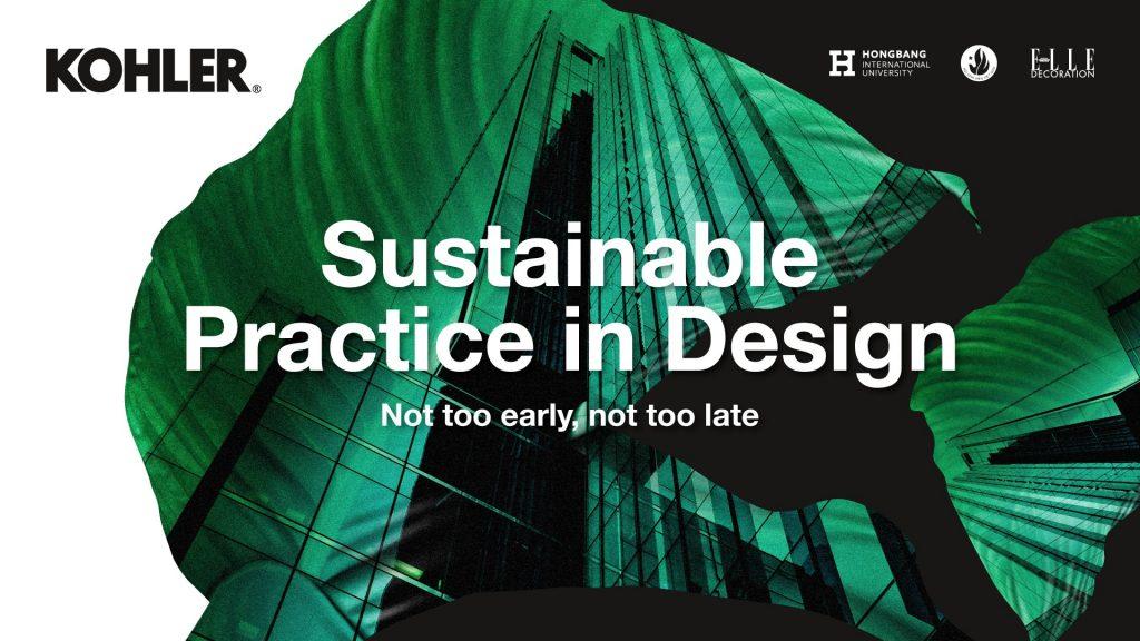 trò chuyện về kiến trúc bền vững