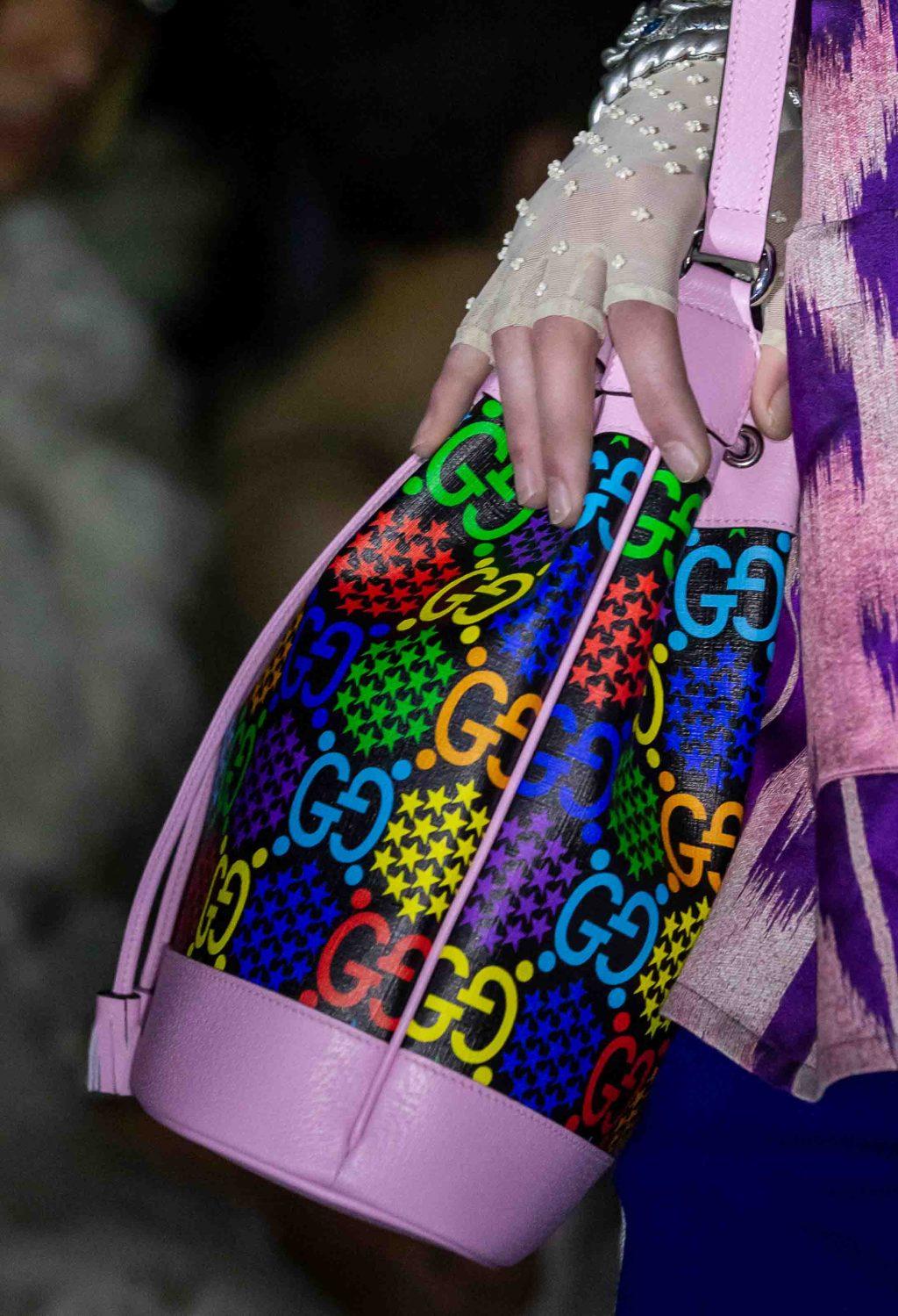 balo túi rút nhiều màu Gucci