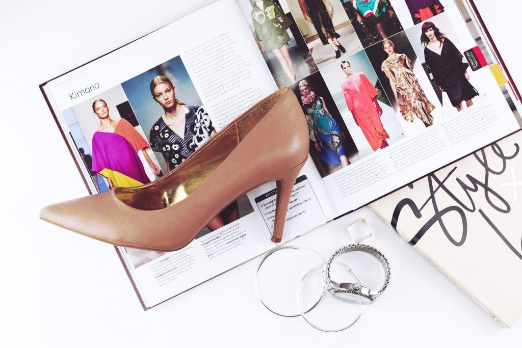 gợi ý mặc đẹp từ tạp chí thòi trang