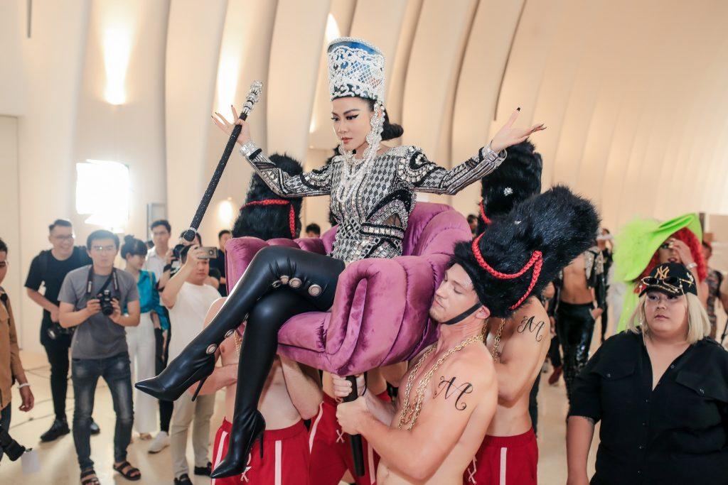 Thu Minh họp báo DIVA 04