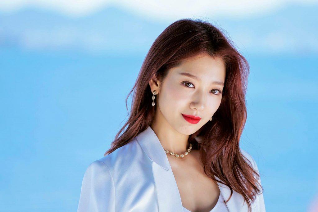 cách làm sạch da của Park Shin Hye