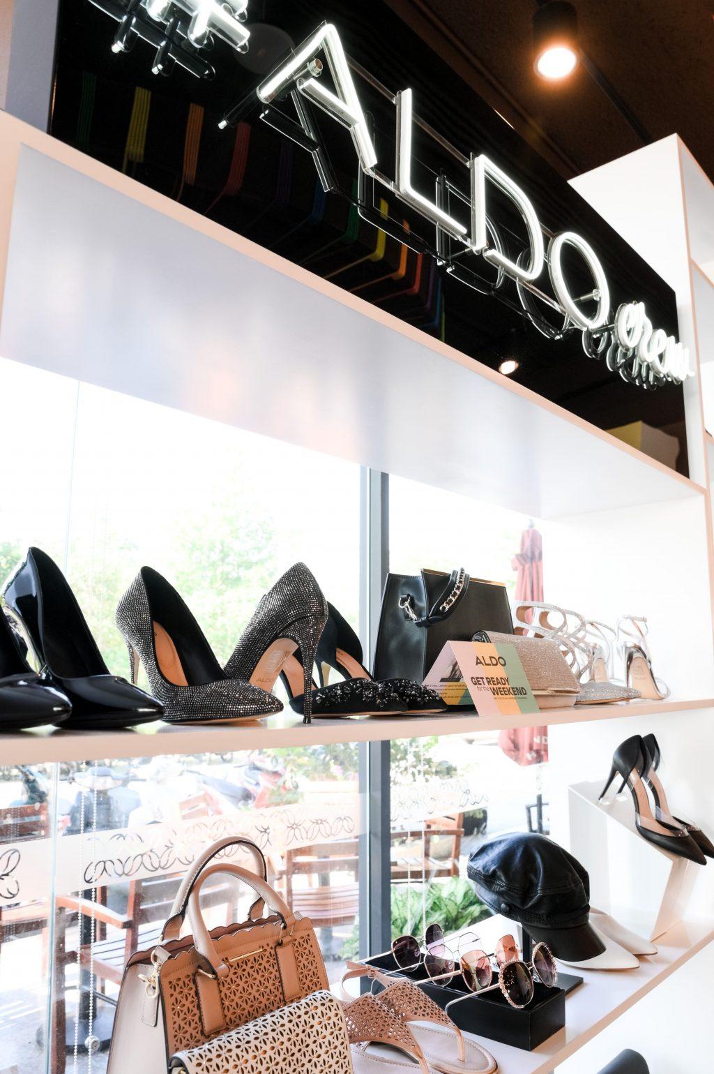 giày và túi xách aldo