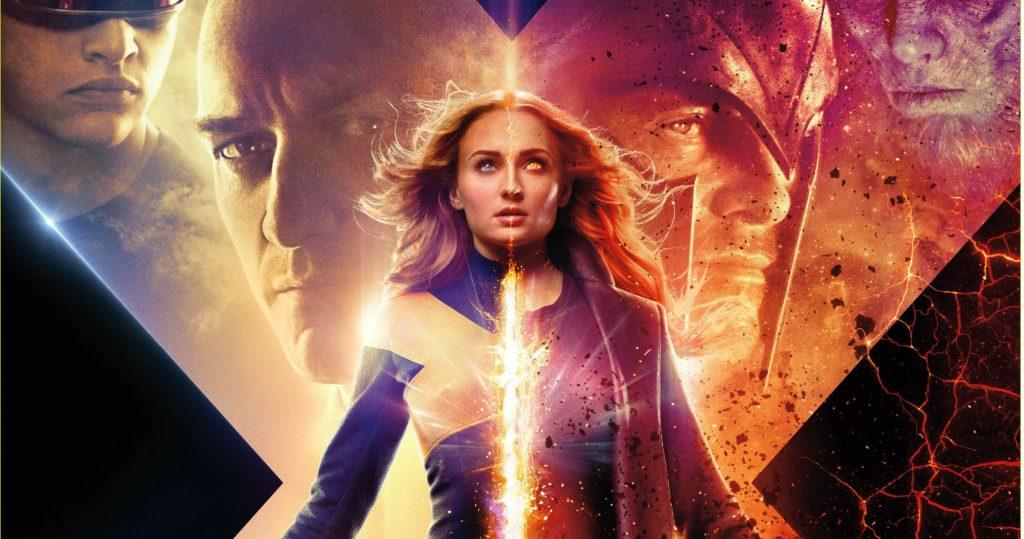 Hình ảnh Sophie Turner trong bộ phim X-men: Dark Phoenix.