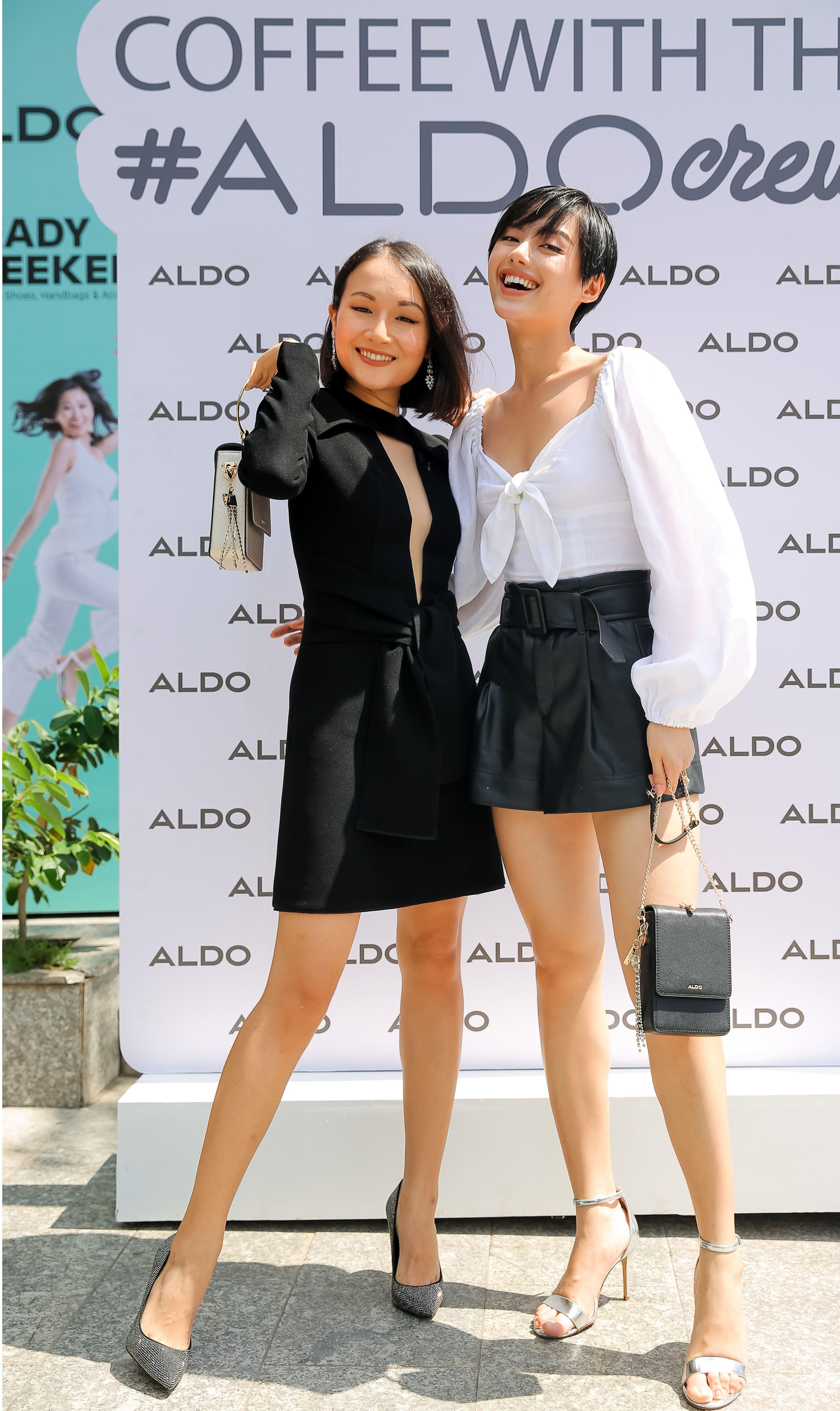 vlogger giang ơi và Khánh Linh the face