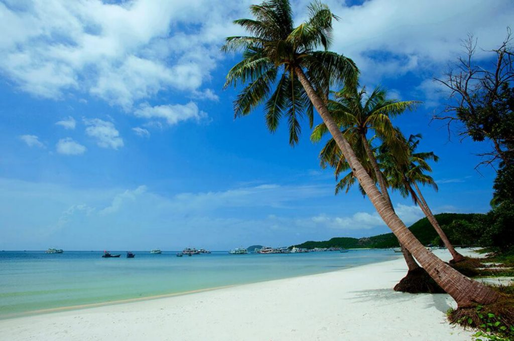 bờ biển Phú Quốc