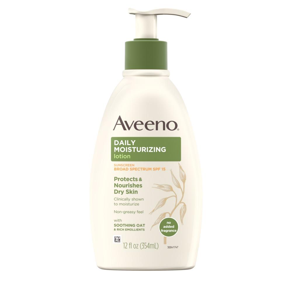 sữa dưỡng thể chống nắng Aveeno