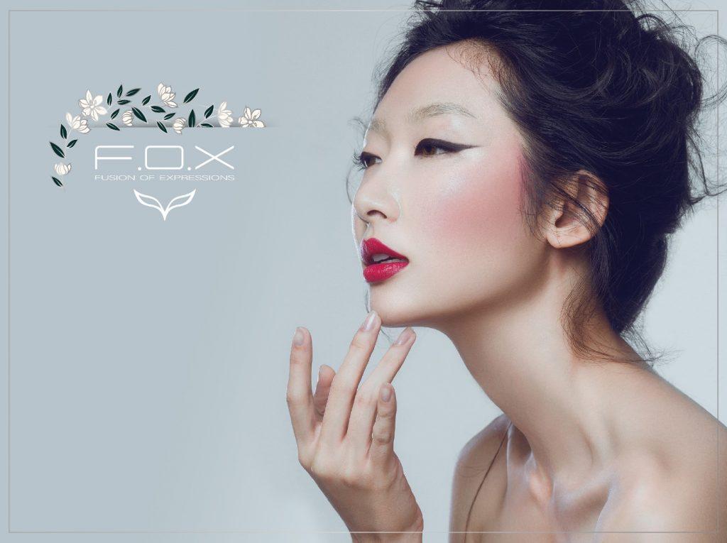 người mẫu f.o.x cosmetics 2