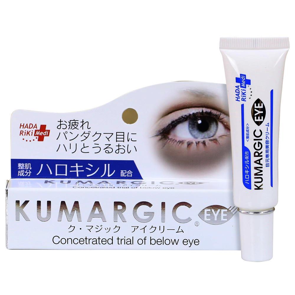 kem dưỡng mắt kumargic