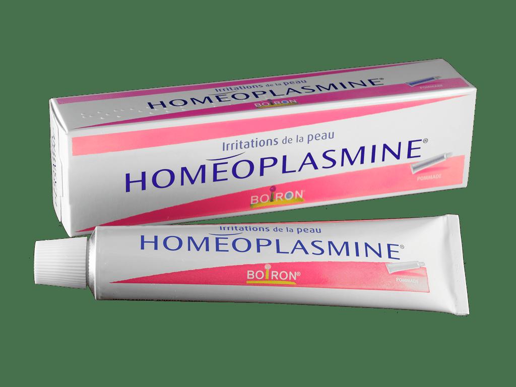 mỹ phẩm Pháp phổ biến trong gia đình: Kem Homéoplasmine