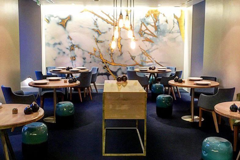nhà hàng La Tableau du 11