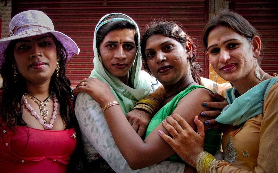 hijras phía bắc ấn độ