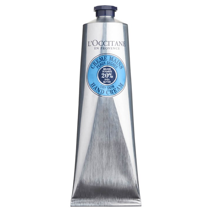 L'Occitane 20% Shea Butter Hand Cream là mỹ phẩm Pháp đáng mua khi bạn có dịp ghé Paris