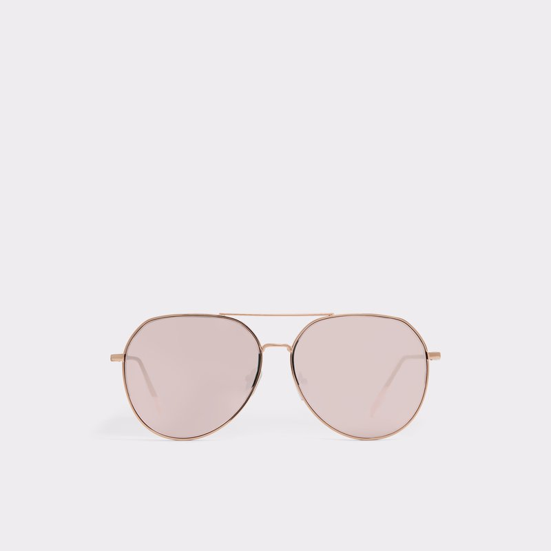 kính mát aviator màu hồng của thương hiệu Aldo