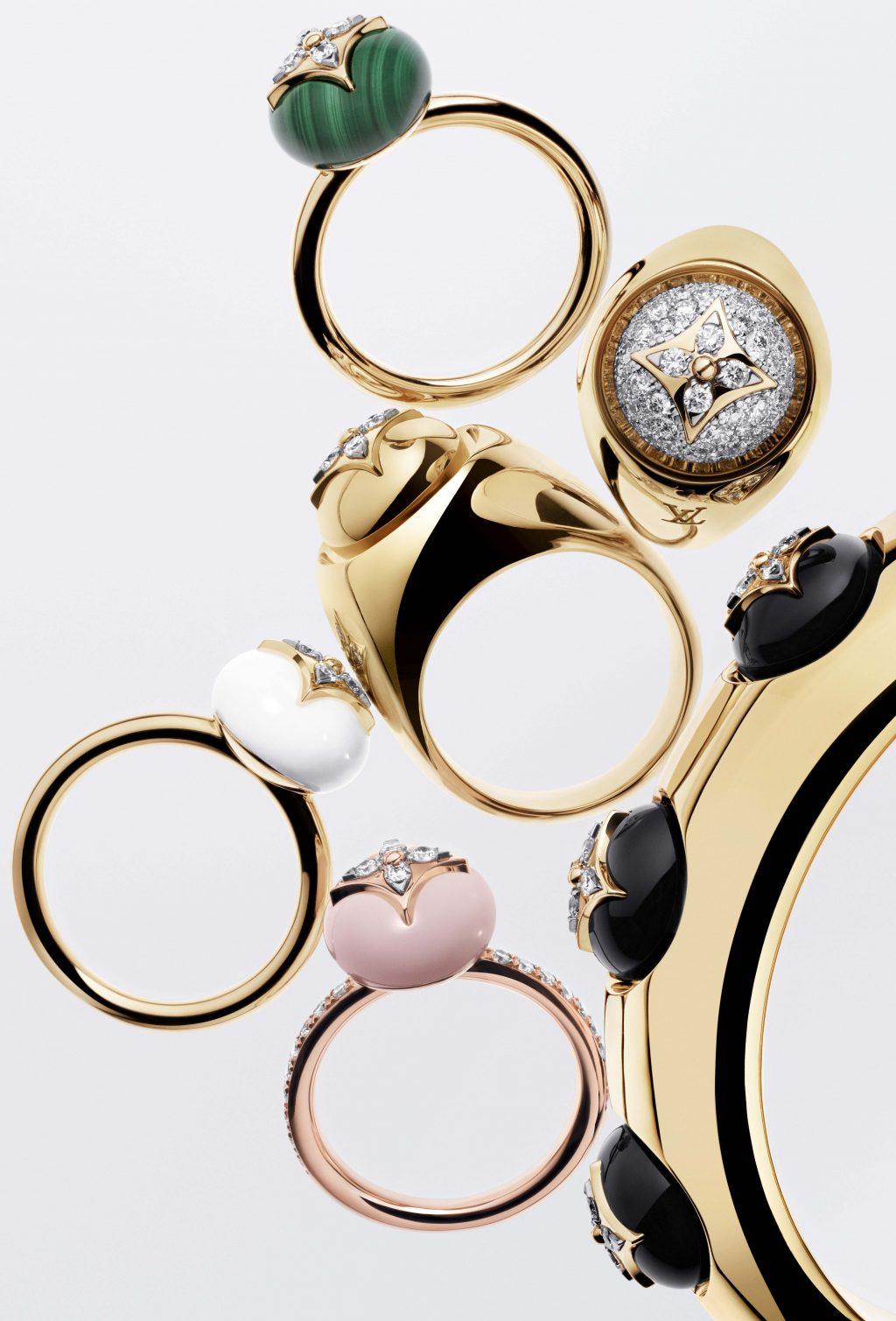 BST Trang sức cao cấp Louis Vuitton B Blossom