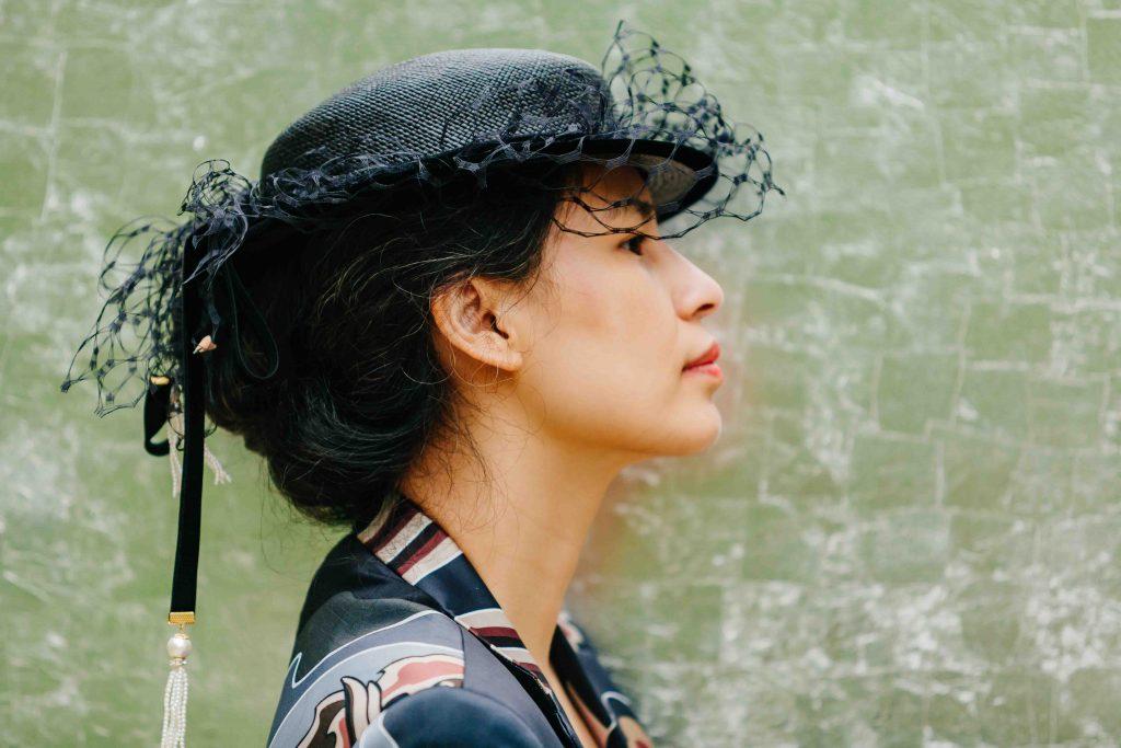 nghệ sĩ Tia-Thủy Nguyễn