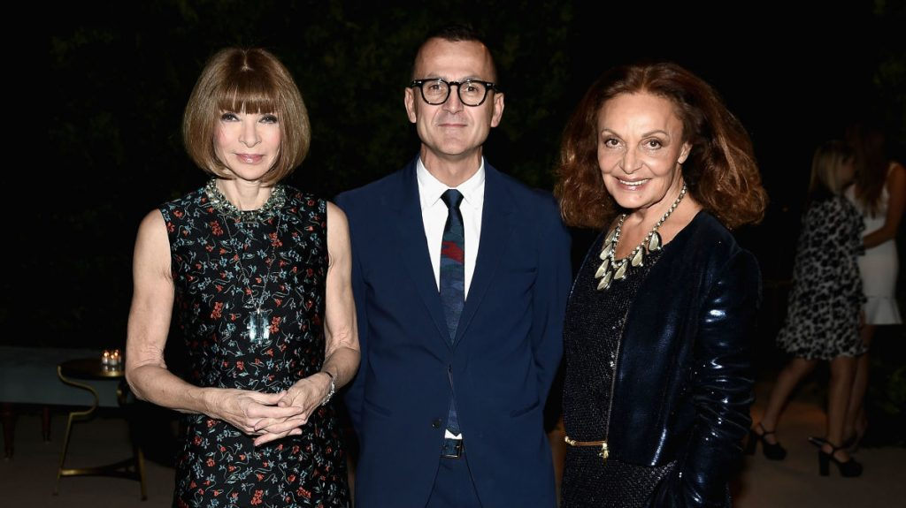 Gặp gỡ giám khảo của CFDA/'Vogue' Fashion Fund