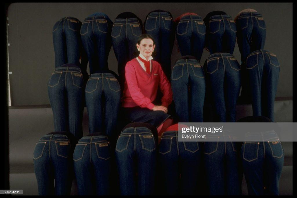 Bức chân dung của Gloria Vanderbilt - nữ nghệ sĩ đầy tài hoa của làng thời trang thế giới.