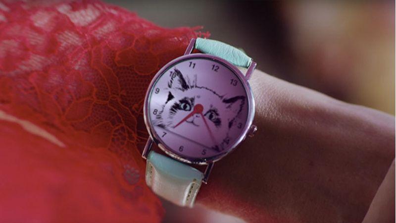 đồng hồ số 13 của ca sĩ taylor swift trong MV you need to calm down