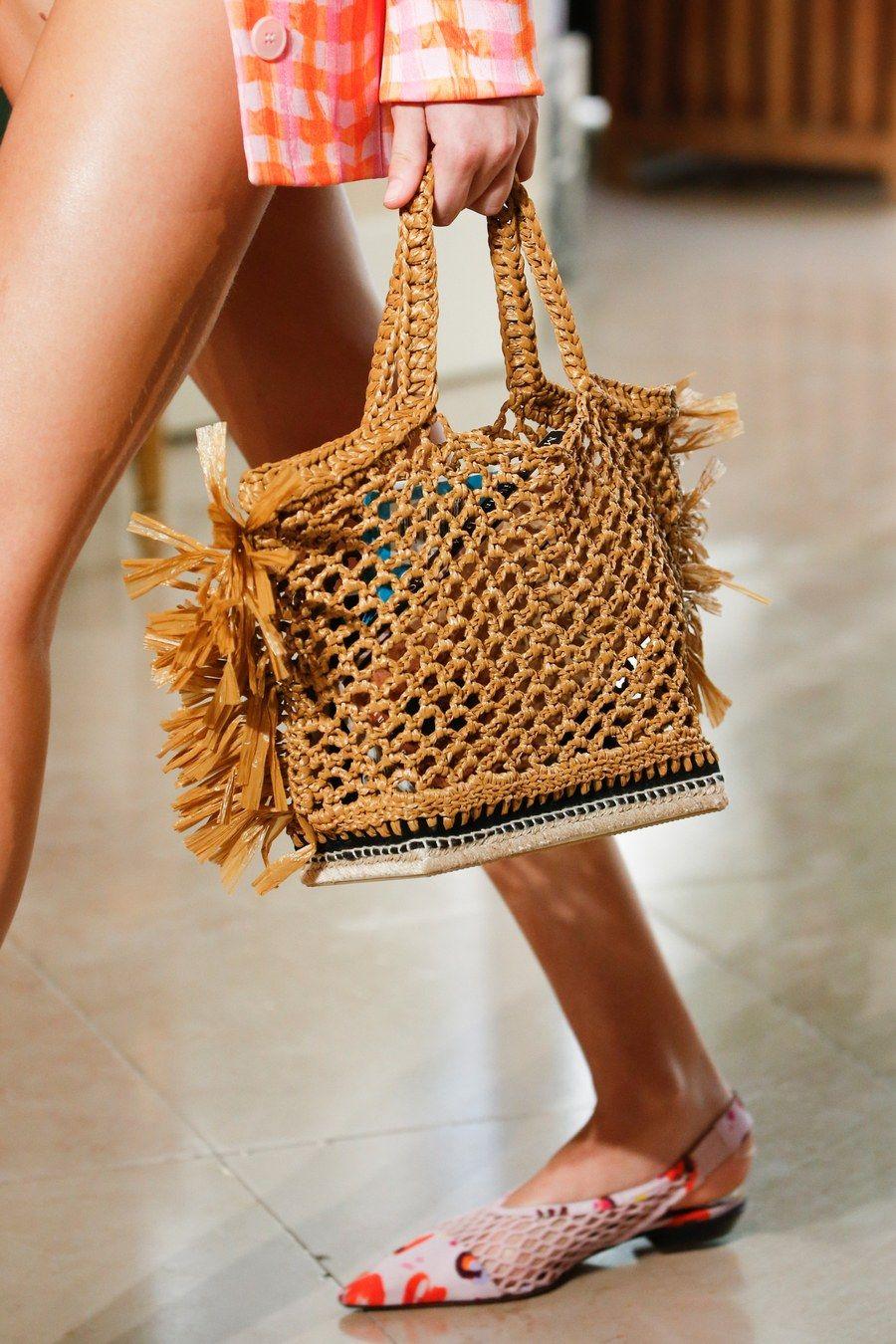 túi xách đan luois Altuzarra