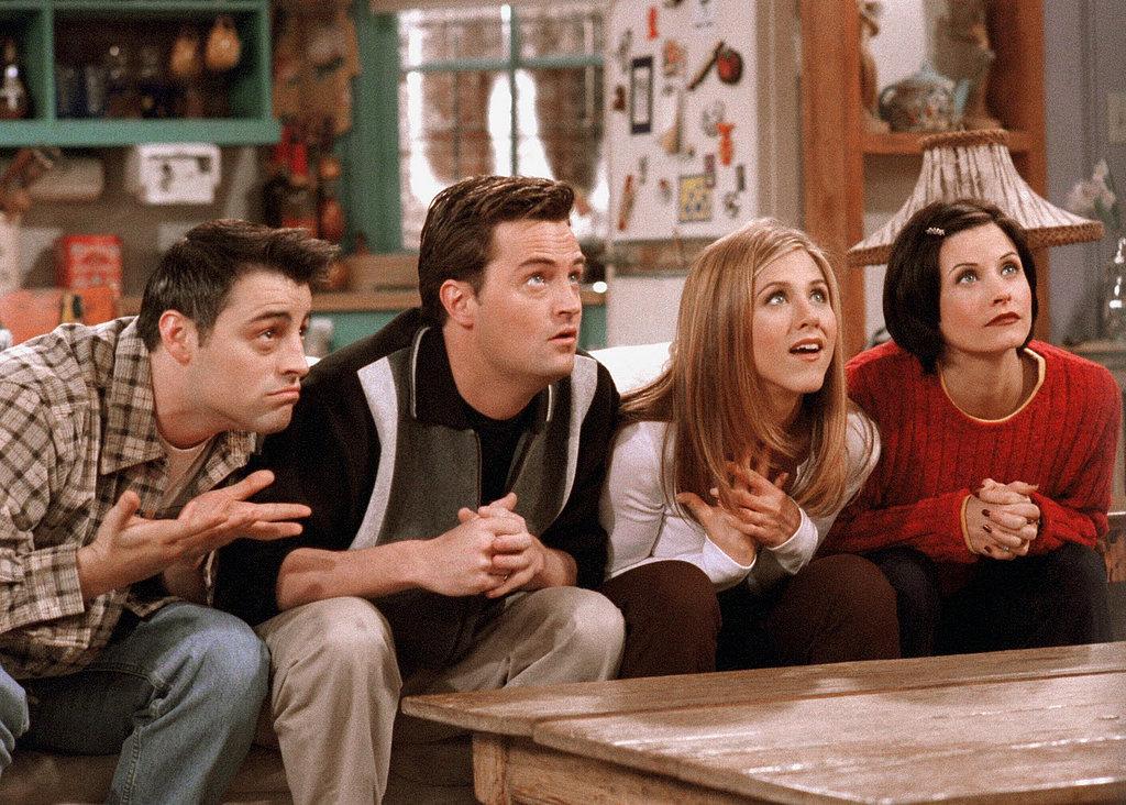bốn nhân vật phim friends