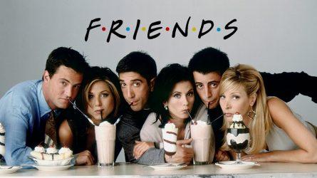 Chuyên gia tâm lý chỉ ra rằng series Friends giúp làm giảm lo lắng
