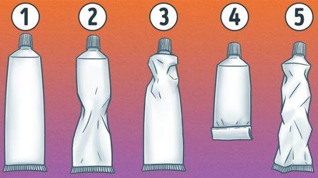 Cách dùng tuýp kem đánh răng tiết lộ tính cách của bạn