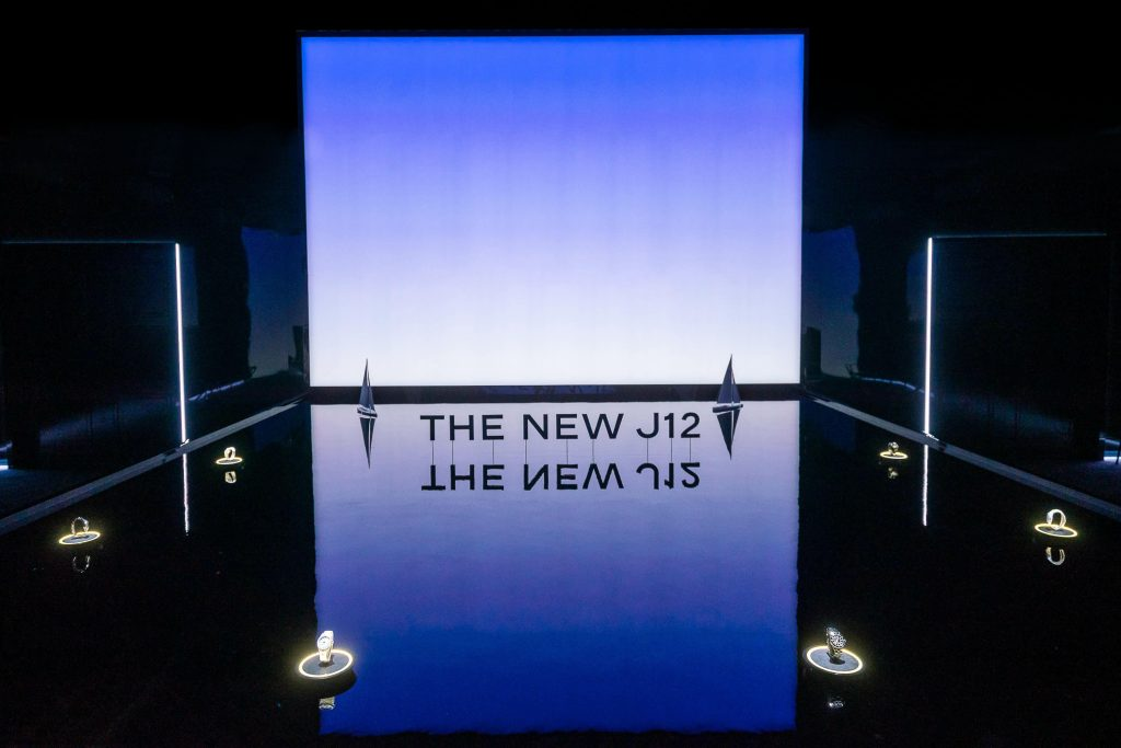 sự kiện giới thiệu đồng hồ J12 ở Đài Loan 2