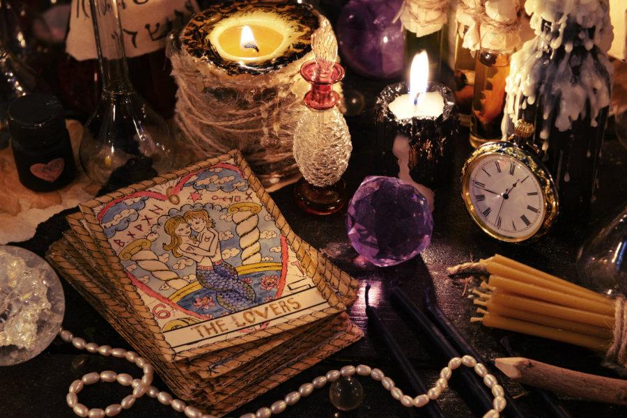bộ bài tarot