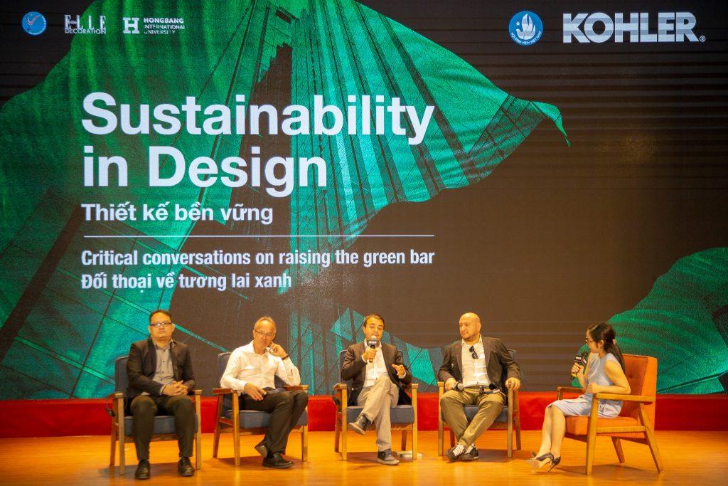 Chuyên gia thiết kế bền vững Matteo Belfiore
