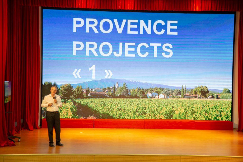 Chuyên gia thiết kế bền vững Olivier Souquet
