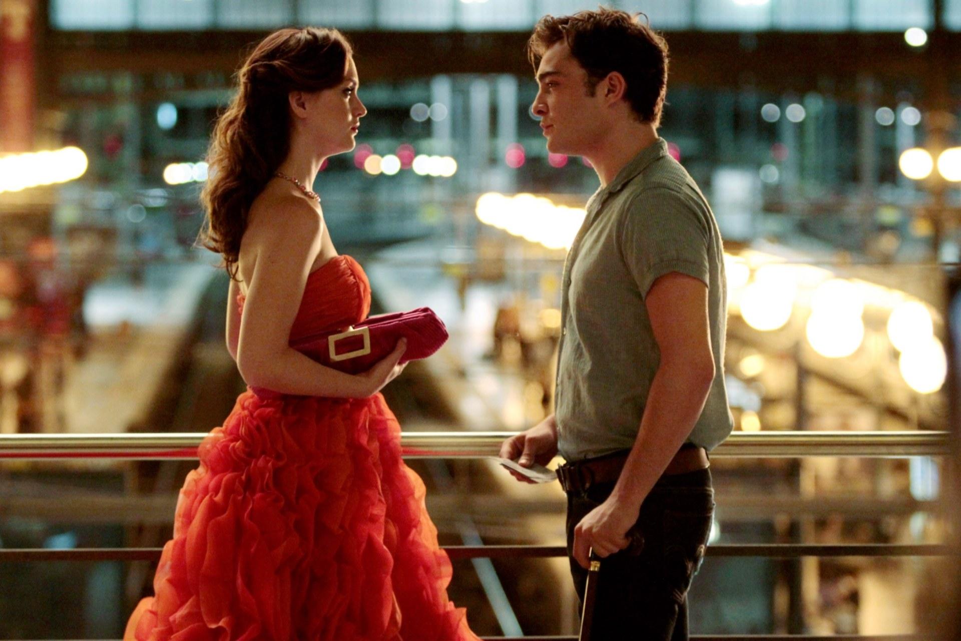Blair & Chuck (Gossip Girl) - cung hoàng đạo