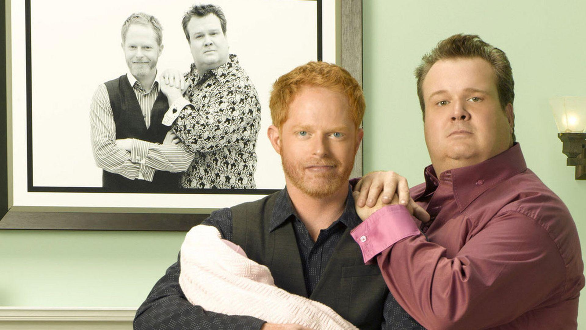 Cameron & Mitchell (Modern Family)