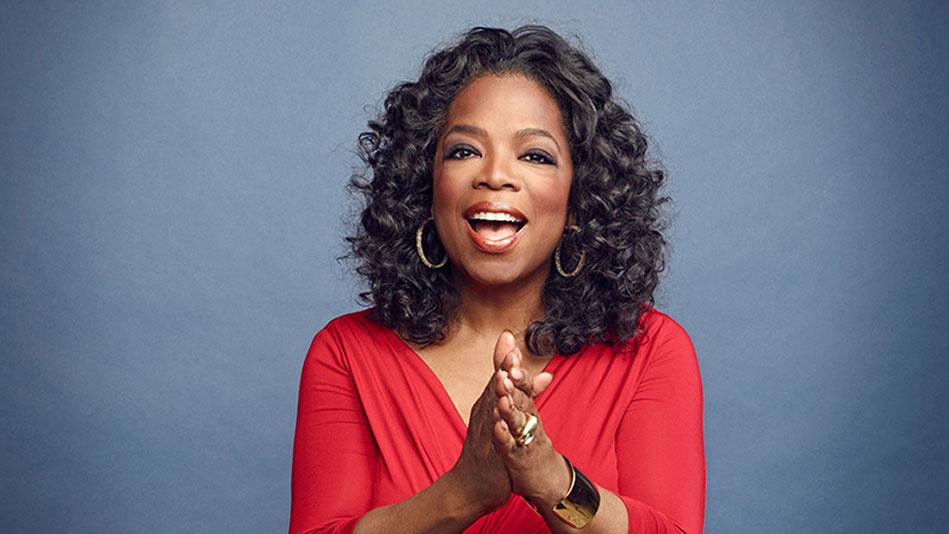 chân dung Oprah