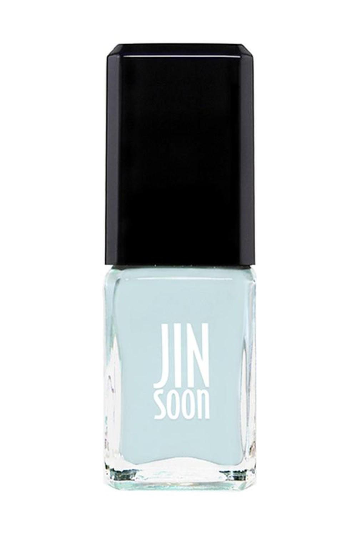 sơn móng tay màu xanh Jin Soon