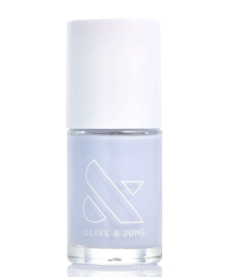 sơn móng tay màu xanh Olive&June 01