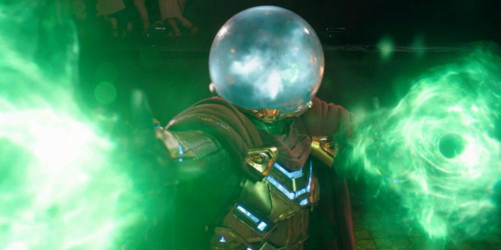 trang phục chiến đấu của mysterio