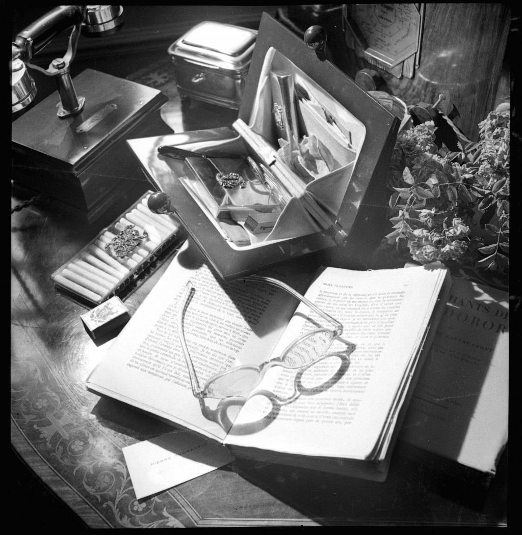 căn hội của Gabrielle Chanel ở khách sạn Ritz