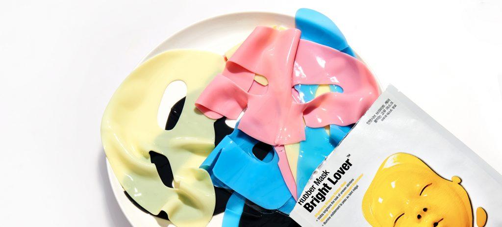 dùng Dr.Jart+ Clear Lover Rubber Mask trước khi trang điểm