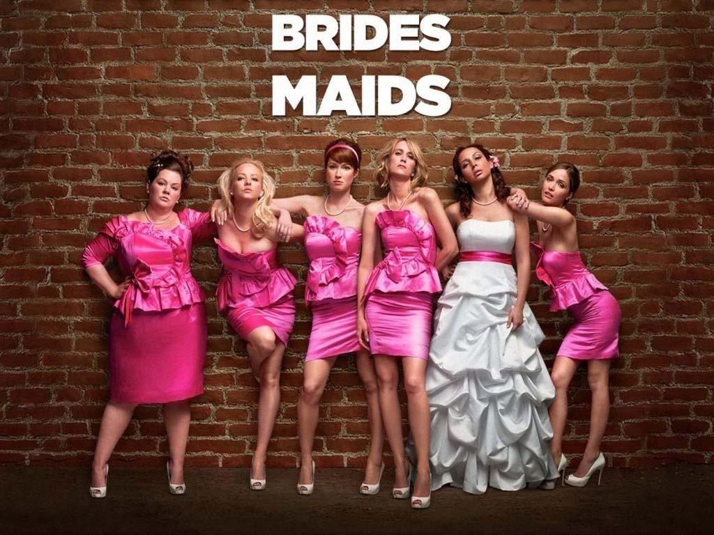 phim bridesmaids