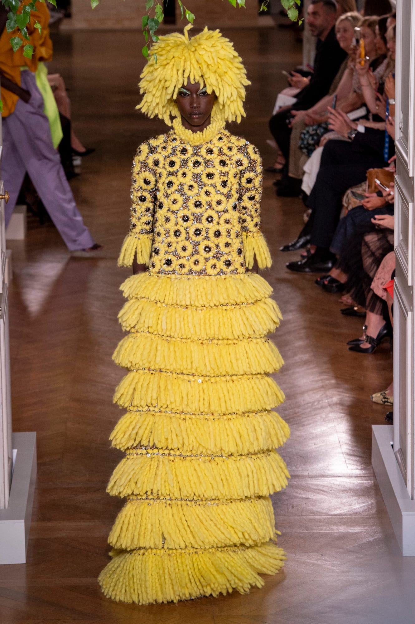 bộ sưu tập haute couture valentino thu đông 2019