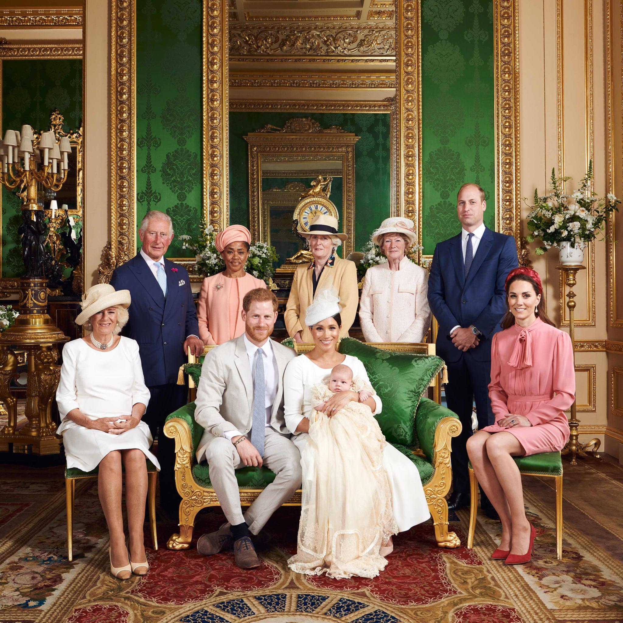 gia đình hoàng gia