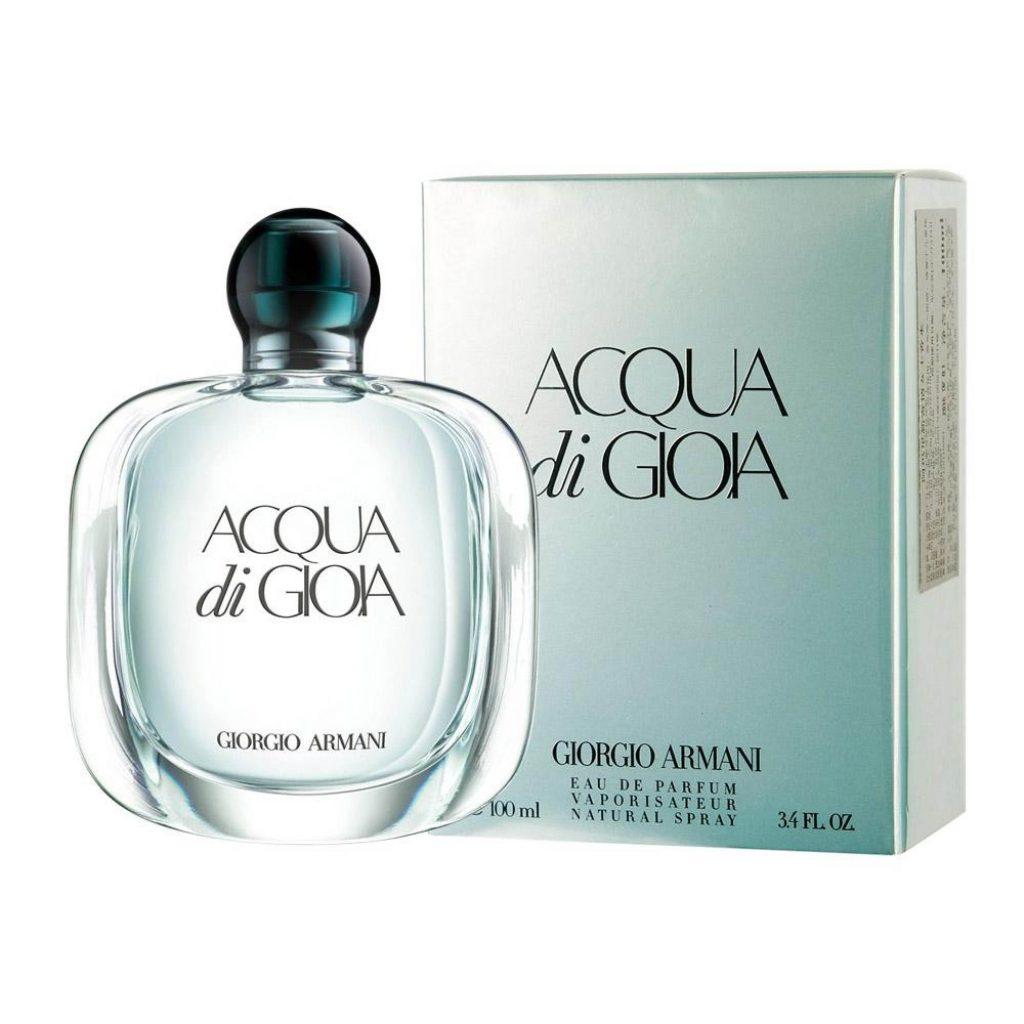 nước hoa mùa hè Acqua di Gioia Eau de Parfum - Giorgio Armani
