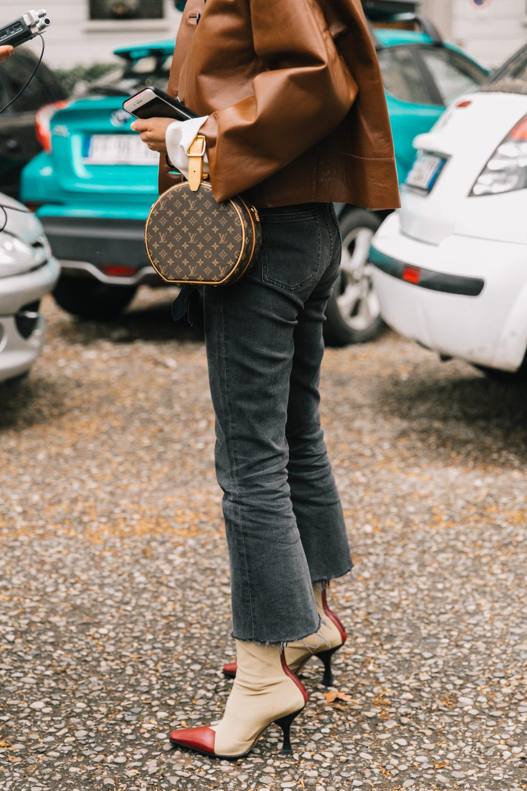 túi xách Petite Boite Chapeau Louis Vuitton Milan