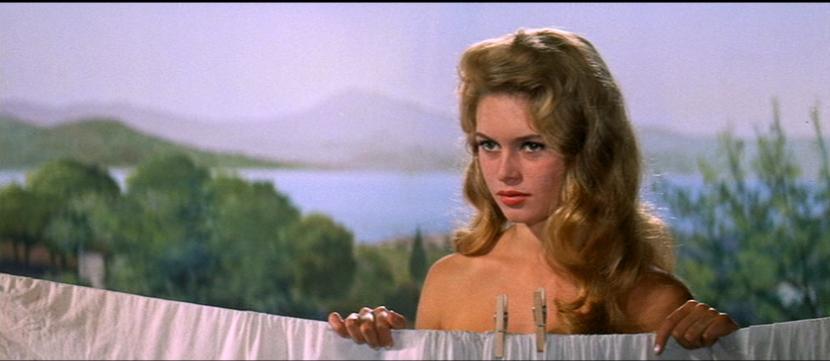 biểu tượng sắc đẹp Pháp Brigitte Bardot